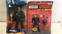 Wild Wild West & Mission Impossible Action