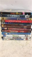 Assorted DVD Movies