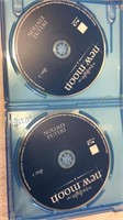 Collection of Twilight Blu Ray Movies