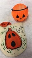 Assorted Halloween Decor