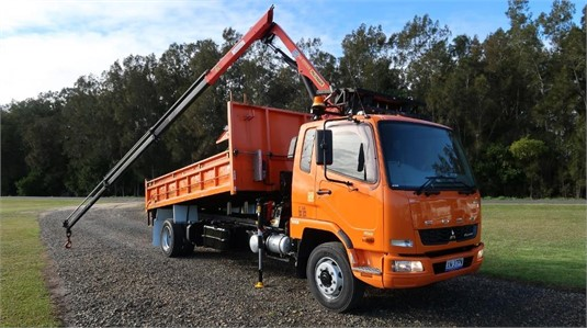 2012 Fuso Fighter 1224 - Trucks for Sale