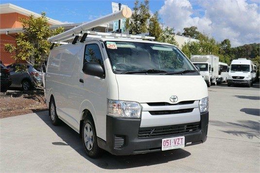 2015 Toyota Hiace - Light Commercial for Sale