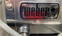333 - WEBER GENESIS BBQ
