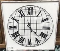 43 - NEW WMC TIME REPOSE CLOCK ($119.95)