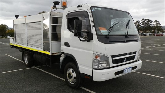 2009 Mitsubishi Canter 3.5 - Trucks for Sale
