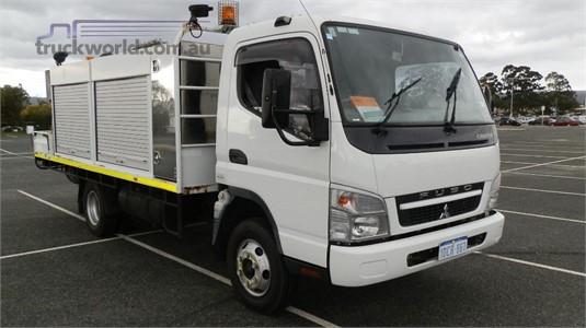 2009 Mitsubishi Canter 3.5 Truck Traders WA  - Trucks for Sale