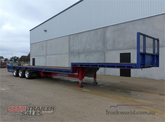 2006 Maxitrans Drop Deck Trailer - Trailers for Sale