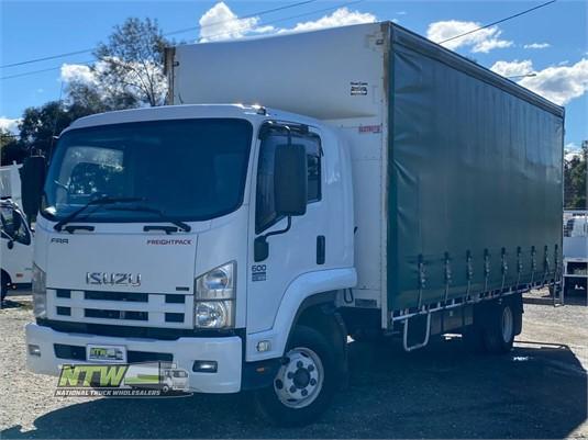 2008 Isuzu FRR 600 National Truck Wholesalers Pty Ltd  - Trucks for Sale