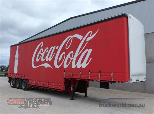 1999 Freighter Drop Deck Trailer - Trailers for Sale
