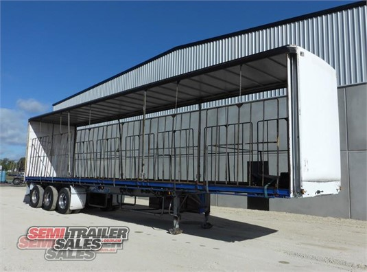 1999 Maxitrans Curtainsider Trailer Semi Trailer Sales Pty Ltd - Trailers for Sale
