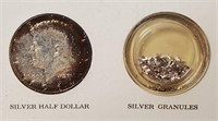 """THE SILVER HISTORY """"SEE PICS"""""""