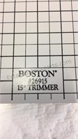 Boston #26915 15 inch Trimmer