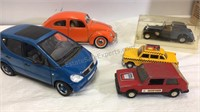 Vintage Rabbit Diesel Car and other Assorted