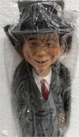 34 - MAD ALFRED E. NEUMAN LIMED EDITION W/ CERT