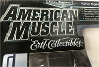 AMERICAN MUSCLE 1956 FORD F-100 PICKUP DIE CAST