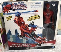 34 - SPIDERMAN & TOY STORY TOYS IN BOXES