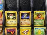 (25) 1st First Edition Pokemon Cards W/ Rares