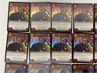 (20) VS System Upper Deck Trading Cards
