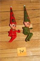 ORIGINAL ELF ON SHELF, CHRISTMAS ITEMS, SOME NEW