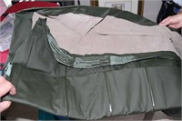 HEAVY DUTY SINGLE INFLATABLE MATTRESS, NEVER USED