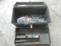 Tote of Tools & Hardware