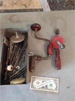 Disbrow downsizing online auction