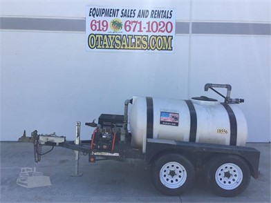 used 1000 gallon water trailer for sale