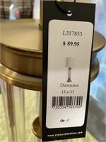 43 - NEW WMC BEAUTIFUL TABLE LAMP ($89.95)