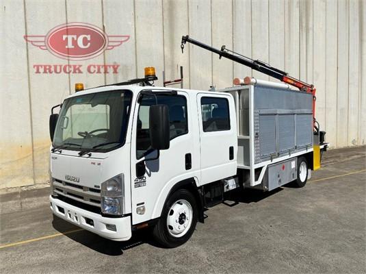 2008 Isuzu NQR 450 Crew Premium Truck City - Trucks for Sale