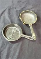 Tiny pairing of cast iron