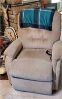 Luxury lift lazy boy chair