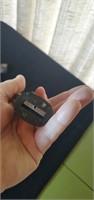 Die cast miniature pencil sharpeners