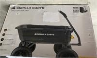 C - NEW GORILLA CART & DUMPING - SEE PICS 4 COND.