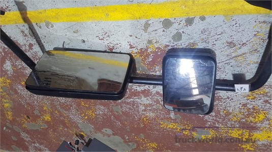 0 DAF Left Mirror - Parts & Accessories for Sale