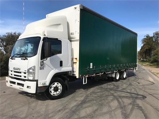 2009 Isuzu FSD 850 - Trucks for Sale