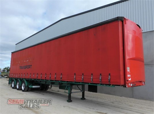 2003 Topstart Curtainsider Trailer - Trailers for Sale