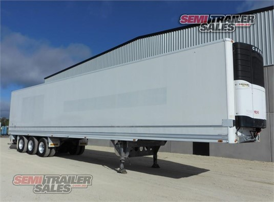 2006 Maxitrans Refrigerated Trailer Semi Trailer Sales Pty Ltd  - Trailers for Sale