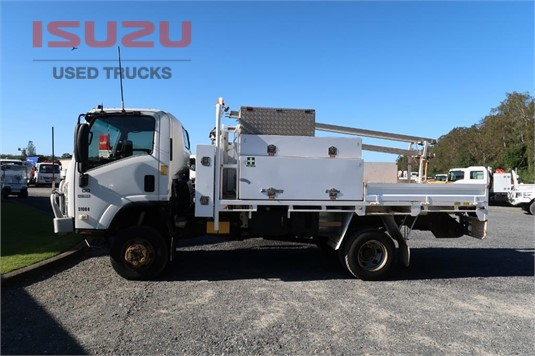2011 Isuzu NPS 300 4x4 Used Isuzu Trucks - Trucks for Sale