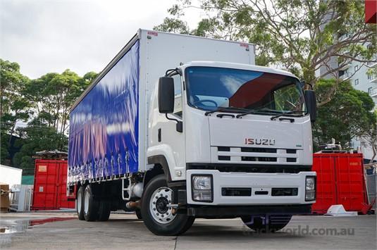 2012 Isuzu FVM - Trucks for Sale