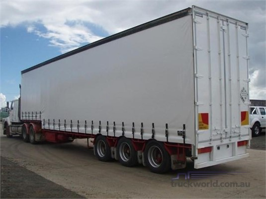 2004 Vawdrey Curtainsider Trailer - Trailers for Sale