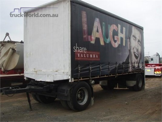 2000 Rebound other - Trailers for Sale
