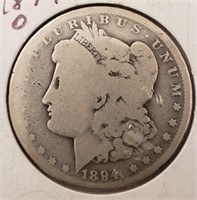 August Coin Online-only Auction