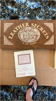 Leather Secrets By EO Baird