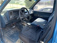 1992 Chevrolet C/K 2500 Series K2500 Scottsdale