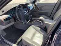 2006 BMW 5 Series 530xi