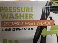 C - NEW SUNJOE PRESSURE WASHER 2080 PSI MAX