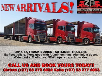 Curtain Side Trailers For Sale 165 Listings Marketbook Co Tz Page 1 Of 7