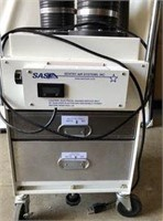 Sentry Air Systems  Fume Extractor