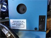 Fade Test UV Simulator