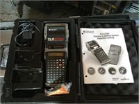 Thermal Labeling System and Scale
